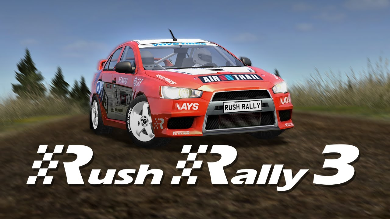 Rush Rally 3 APK + MOD v1 51 (Unlimited Money) for Android