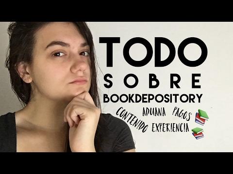 BOOKDEPOSITORY: PAGOS, TIEMPO, ADUANA, EXPECIENCIA, TODO! | BOOKTUBE ARGENTINA