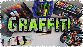 Graffiti Lernen ✔ DIESE GRAFFITI STIFTE BRAUCHST DU !