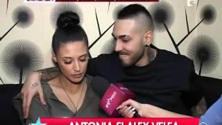 Interviu Alex Velea &amp Antonia ( 22.03.2015 )