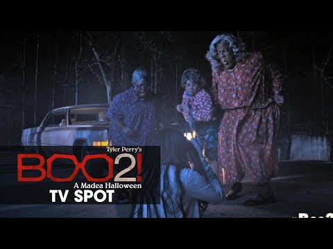 Boo 2! A Madea Halloween (2017 Movie) Official TV Spot – 'The Struggle Is Real'