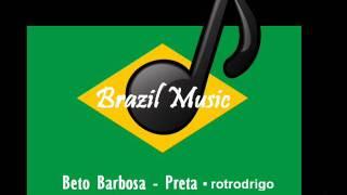 ◇Brazil Music Lambada - Beto Barbosa - Preta◇
