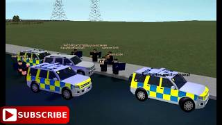 [Roblox Cardiff] UK Policing fire arms support South Wales
