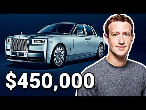 10 سيارات فاخرة يمتلكها أغنى المشاهير في العالم !!
