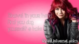 Allison Iraheta - Just Like You (Lyrics On Screen) HD