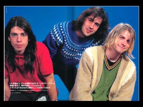 Nirvana - Lithium [Kurt Cobain Rare Vocals]