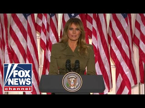 Melania Trump speaks at the Republican National Convention | Full