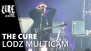 The Cure - Never Enough * Live in Poland 2016 HQ Multicam
