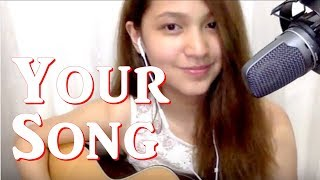 Your Song - Parokya ni Edgar (Cover) - Rie Aliasas