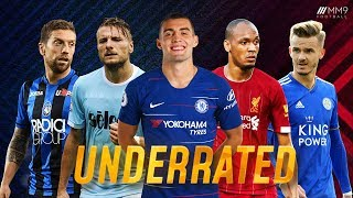 Top 10 Underrated Football Players 2020 ● HD