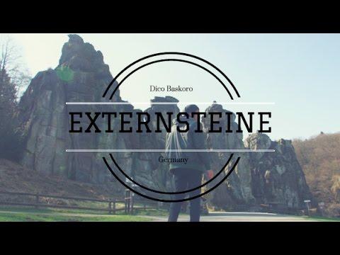 No Drone Zone in Externsteine - Germany (Cinematic)
