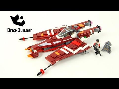 LEGO® StarWars™ 9497 Republic Striker-class Starfighter Neu OVP New