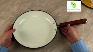 Обзор сковороды PomidOro Bombetta 28см. F2874