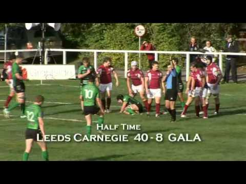 LEEDS CARNEGIE 86-8 GALA - BRITISH & IRISH CUP RUGBY HIGHLIGHTS 20.10.13 - ALL 15 TRIES