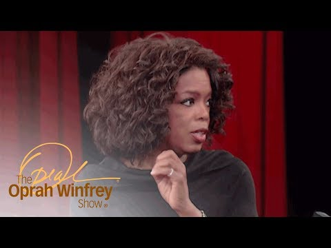Oprah Explains the Difference Between a Career and a Calling | The Oprah Winfrey Show | OWN