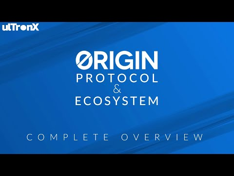 Origin Protocol Decentrailzed Peer To Peer Marketplace Earn Ogn Tokens Origin2020kickoff Youtube