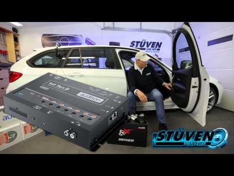 BMW 3er F-Modell F30 F31 F10 F20 1er Audiosystem Soundsystem Stüven Car Hifi Hamburg