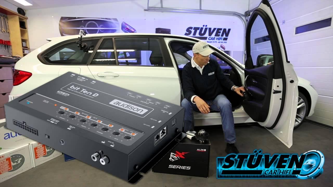 bmw 3er f-modell f30 f31 f10 f20 1er audiosystem soundsystem