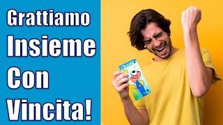Gratta e Vinci -  Tris Vincente - Rimetti in gioco i numeri -5 Euro