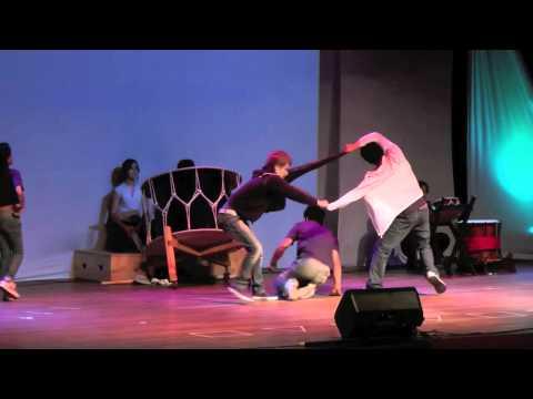 Londrina - Kinka Concert 2010 - J'y Suis Jamais Alle