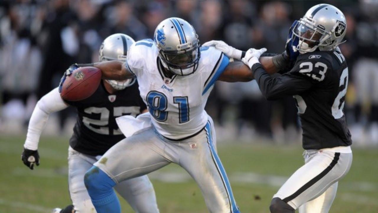 Calvin Johnson's CLUTCH Performance vs. Raiders in 2011! | NFL Flashback Highlights