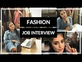 FASHION JOB INTERVIEW DO's & DONTS | StephanieRose