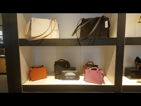 5221fa3f6890 Coach Outlet MFF Rogue Shoulder Bags   Part 1 - YouTube