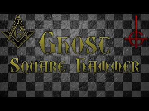 Ghost - Square Hammer (Lyrics)