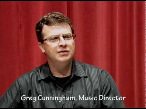 WSO Music Director Greg Cunningham -- 40th Anniversary Interview
