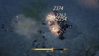 Lost Ark, InFighter Skill to play