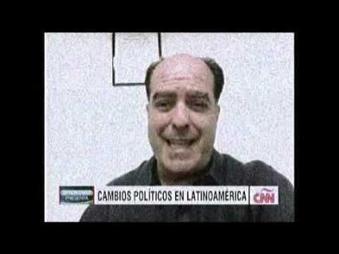 Julio Borges en entrevista a CNN