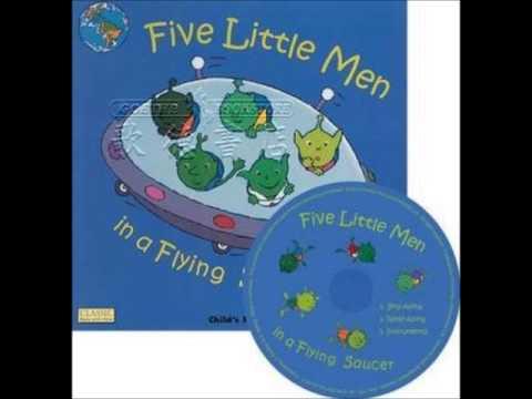 歌德書店:Five Little Men In A Flying Saucer JYBOOKS