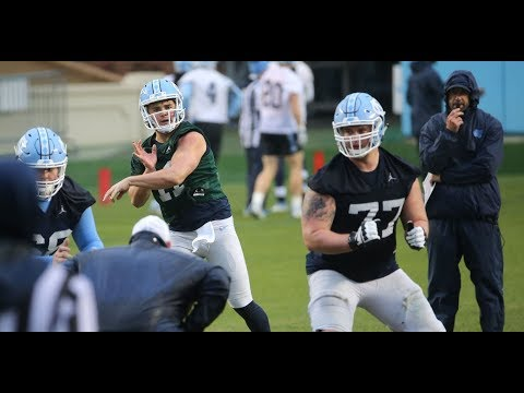 ICTV: Sights and Sounds of UNC Football Spring Practice