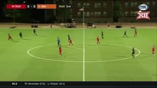 Texas Tech vs Oklahoma State Soccer Highlights