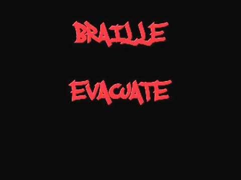 braille-evacuate