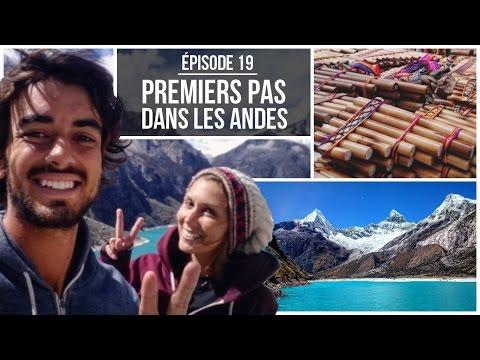 Sacré Manchots #19 - Premiers Pas dans les Andes