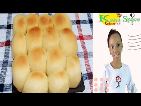 how to make butter soft bread recipe, how to make soft bread loaf - kamsi space