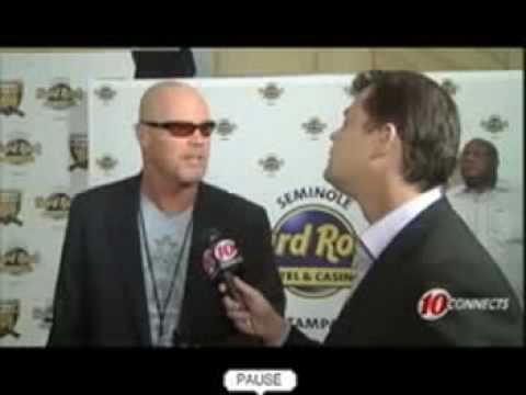 Short Jim McMahon interview