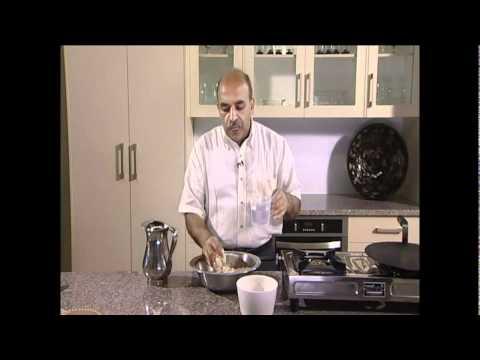 Ayurvedic Cooking - How to prepare Dough