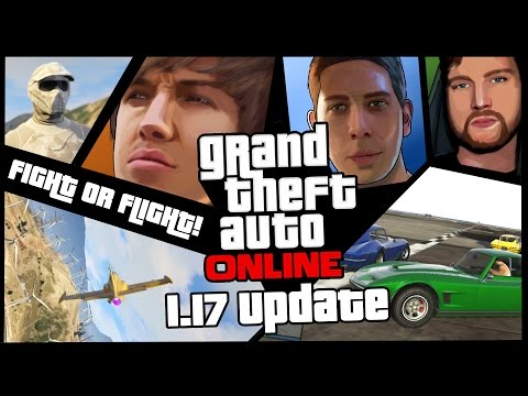 GTA 5 Online Playlists!