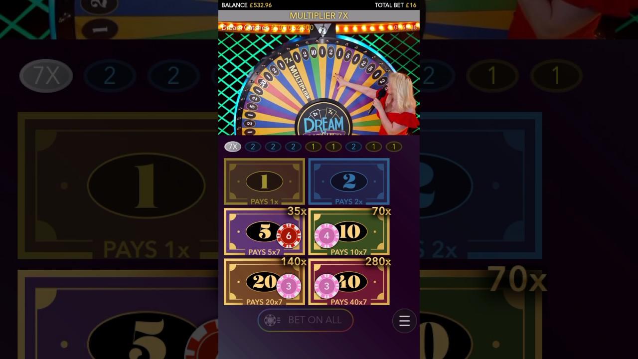 Dream catcher casino strategy