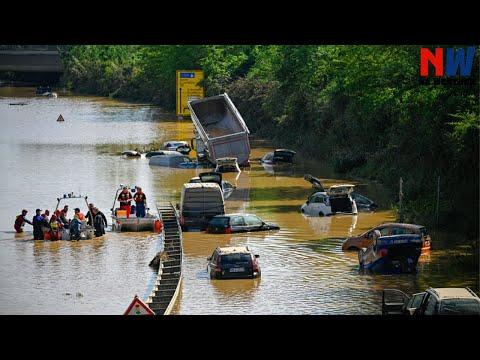 Update World's Scariest Flash Flood - Flash Flood Compilation #41- Severe Natural Disaster