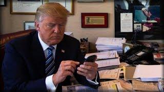 Trump Aides Staged A Twitter 'Intervention'