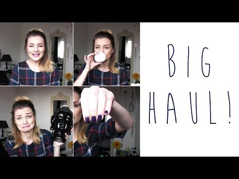 HAUL - SKINCARE, JEWELLERY & LOTS OF CLOTHES | tinytwisst