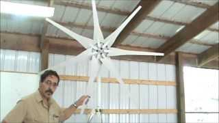 Wind turbines for the beginner How to part one by Missouri Wind and Solar