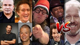 Everyone vs Opie Compilation 3 (Reference Clips from Patrice, Chip, O&A, Jim, Anthony, Sam, Vos)