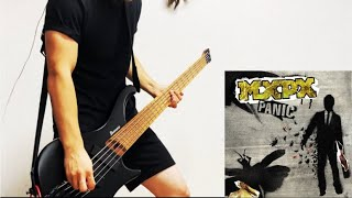 MxPx - The Story  ||  Bass Cover
