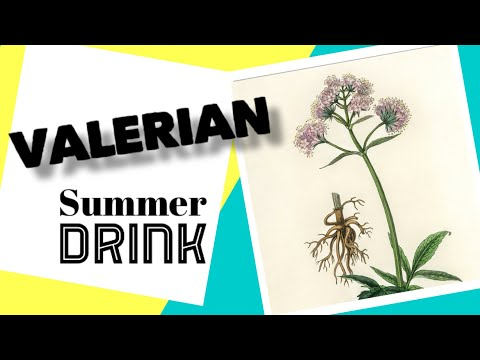 Valerian Drink For Anxiety #anxiety