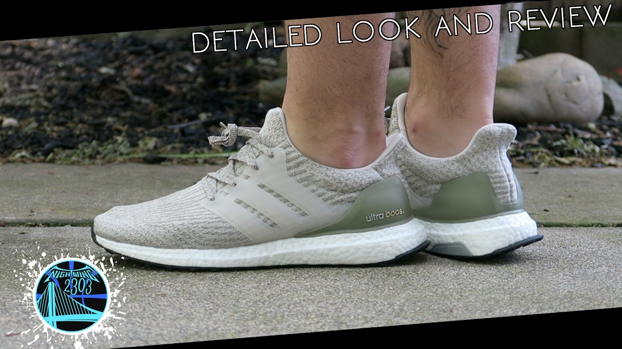 Adidas Ultra Boost 3.0 Zebra/Oreo French Review & On feet