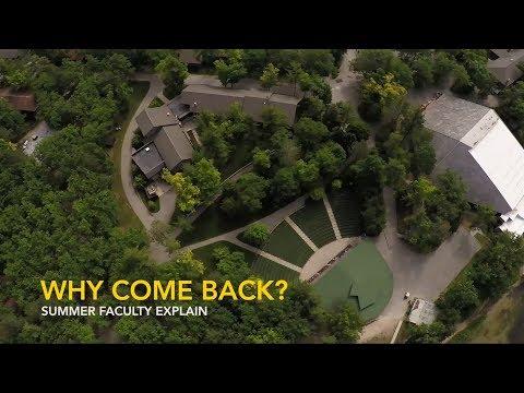 Why Return To Interlochen